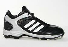 Adidas Diamond King RH Mid Baseball Cleats Softball Mens Black NEW