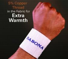 Wrist Support Copper Thread Thermal Insulation Recovery Sabona Heat Golf TCI