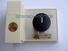 Stereo Lab Ebony Body Housing Casing with Denon DL-103 or DL-103R NEW