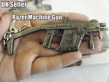 METAL KRISS TDI VECTOR COD MW2 STYLE MACHINE SNIPER GUN ASSAULT RIFLE KEYRING