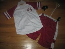 NIKE BASEBALL SHORTS OUTFIT FOR BOYS SIZE 4 NWT :)