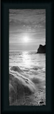Perfect View Dennis Frates Seascape Sunrise Framed Art Print Wall Décor Picture