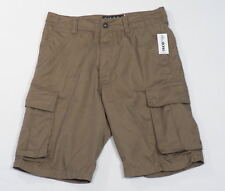 Billabong Khaki Cargo Shorts Mens NWT