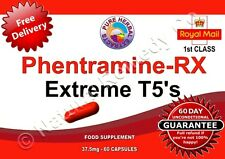 PHENTRMINE-RX Weight Loss Burn Fat Diet Slimming Pills ×60 Tablets Weightloss