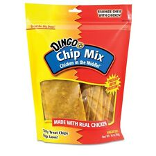 Dingo Chip Mix in Chicken or Chicken with Sweet Potato 2 pounds of dog treats