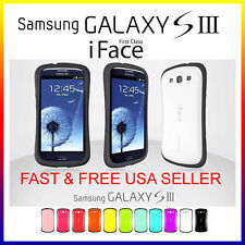 iFace Galaxy S3 III [First-Class] Dual Layer Case Anti-Shock Impact-Resistant