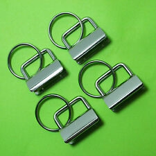 Key Fob Hardware with Ring - 1 Inch Wide - Choose Your Quantity - Free Shipping