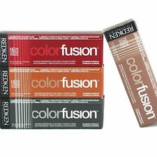 Redken Color Fusion Hair Color 2.1 oz - Double Fusion Blondes, Browns & Reds