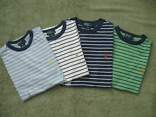 NWT POLO BY RALPH LAUREN Boys(8-20) Striped Jersey Tee NEW!!