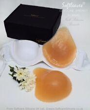 Softleaves ReelLook  Silicone Breast Forms  Not Breast Prosthesis bra  Implants