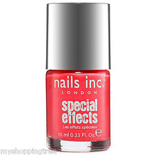 Nails Inc Special Effects Neon Crackle Top Coat YOU PICK YOUR SHADE, New!