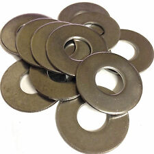 M10 x 25mm, A2 STAINLESS STEEL FLAT PENNY / MUDGUARD / REPAIR WASHER, BIKE, QUAD
