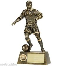 Pinnacle FOOTBALL PLAYER Trophy FREE ENGRAVING A1090