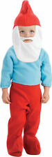 The Smurfs Papa Smurf Infant Costume Romper With Headpiece Halloween Rubies