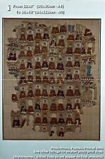 Thousand Buddhas 500 AD-700 AD Art Photo/Poster Repro Print Many Sizes A0/85c