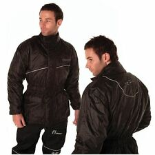 100% RAIN WIND WATERPROOF  MOTORCYCLE DISABILITY SCOOTER PULLOVER JACKET SUIT