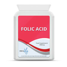 Folic Acid - 400mcg