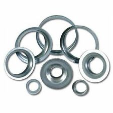 Can Filter Flanges - exhaust ducting inline fan ventilation steel inch