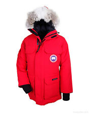 Canada Goose Men's Expedition Parka – Red