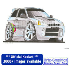 Koolart Toyota Starlet Child T-shirt kids gift present 1582