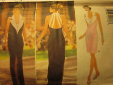 Vintage Butterick SEWING Pattern 4003 Misses Evening Gown Dress Formal OOP UNCUT