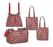 REUSABLE BAGS FOR GROCERY CARTS. THE SHOP PACK AND GO SYSTEM   **FROM SACHI*
