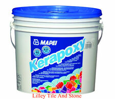 Mapei Kerapoxy Epoxy Grout 5kg Tub Available in 10 Colours