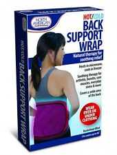 Hot & Cold Back Wrap Instant Relief Arthritis Shoulders Back Therapeutic Therapy