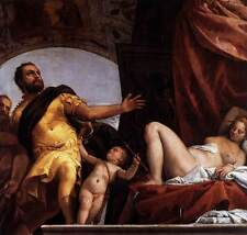 Photo Print Allegory of Love, III: Respect Veronese, Paolo - in various sizes jw