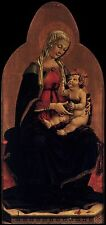 Photo Print Madonna and Child Piermatteo D'Amelia- various sizes jwg-6055