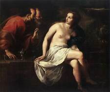 Photo Print Susanna and the Elders Cagnacci, Guido - in various sizes jwg-15619