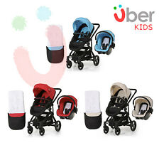 Hauck Colt All in One Travel Set - Pushchair/Pram/Buggy/Child/Baby/Car Seat