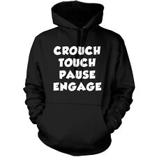 Crouch touch pause Engage Unisex Hoodie / Rugby Union - 9 Colours / S-XXL