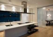 Glass Splashbacks - Direct from factory. ANY size or colour. up to 3m in length