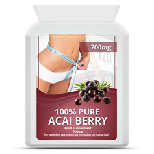 100% Pure - Acai Berry 700mg