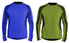 Polaris Bamboo Tec Long Sleeve Cycling Jersey All Colours And Sizes
