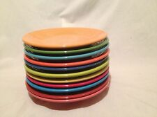 """FIESTA 9"""" LUNCHEON PLATE-1ST. QUALITY-CHOICE OF COLORS-SALE."""