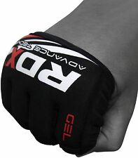 RDX GEL Knuckle Pads Hand Wraps Gloves MMA,Boxing Punch Bag Bandages Muay Thai R