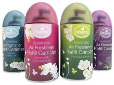 AUTOMATIC AIR FRESHENER REFILL - CHOICE OF 4 FRAGRANCES