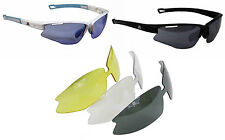 Polaris Lucid Cycling Sunglasses All Colours