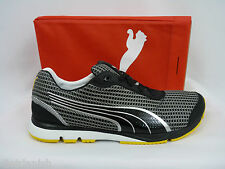 Puma YugoRun Yugo Run Men's Running Sneakers Athletic Shoes Black Brand New