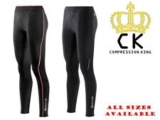 Skins Compression A200 Womens Long Tights - BRAND NEW + 2 Colours + FREE POSTAGE