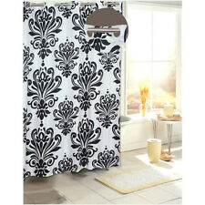 Beacon Hill™ Hookless Vinyl Shower Curtain By CHF™ Available In 2 Colors
