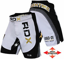 Auth RDX Shorts UFC MMA Grappling Short kick Boxing Mens Trouser Pants Gym CA