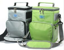 New Fully Insulated Picnic Lunch Bag Cooler Bags Camping Drinks Large Capacity