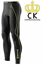 Skins Compression A200 Mens Long Tights  * NEW IN BOX * * FREE & FAST POSTAGE *