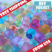 1 lb Water Balls Crystal Pearls Jelly Gel Beads orbeez toys refill US Seller