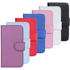 Designer Flip Wallet Leather Credit Card Case Cover For Samsung Galaxy S2 i9100