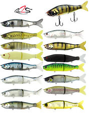 "RIVER2SEA S-WAVER 168S SWIMBAIT 6 3/4"" various colors"