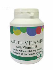 Multi Vitamins and Minerals with Vit E - Health Supplement - 1-A-Day Capsules